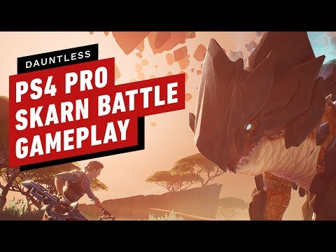 Monster hunter rival Dauntless: Switch,smart phones 2019