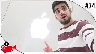 CRAZY NEW APPLE STORE GRAND OPENING IN DUBAI !!