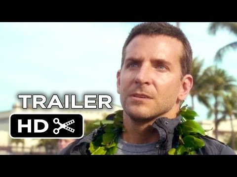 Aloha Official Trailer #1 (2015) - Bradley Cooper, Emma Stone Movie HD