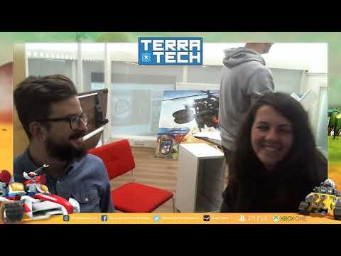 Community Core w/ Matt, Jamie & Zeena || TerraTech Dev