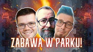 RAINBOW SIX SIEGE z ROCKIEM i HSEM - Zabawa w Parku!