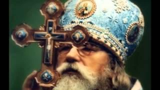 Архим.  Иоанн Крестьянкин  в день памяти Обновления храма Воскресения Христова в Иерусалиме