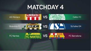 MATCHDAY 4 | eFootball.Pro League