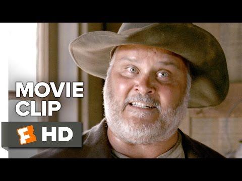 In a Valley of Violence Movie CLIP - Tubby (2016) - John Travolta Movie