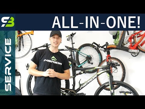 Your ALL-IN-ONE Bike Maintenance Tutorial. How To Service A Bicycle.