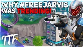 #FreeJarvis and More Hacking Takes Over Fortnite! (Fortnite Battle Royale)