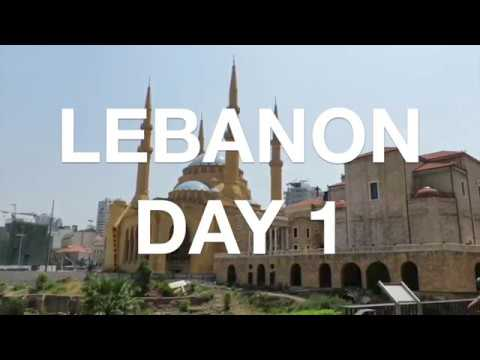 A WEEK IN LEBANON // DAY ONE