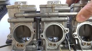Keihin Fcr 41 Flatslide Racing Carburetor Accelerator Pump Testing