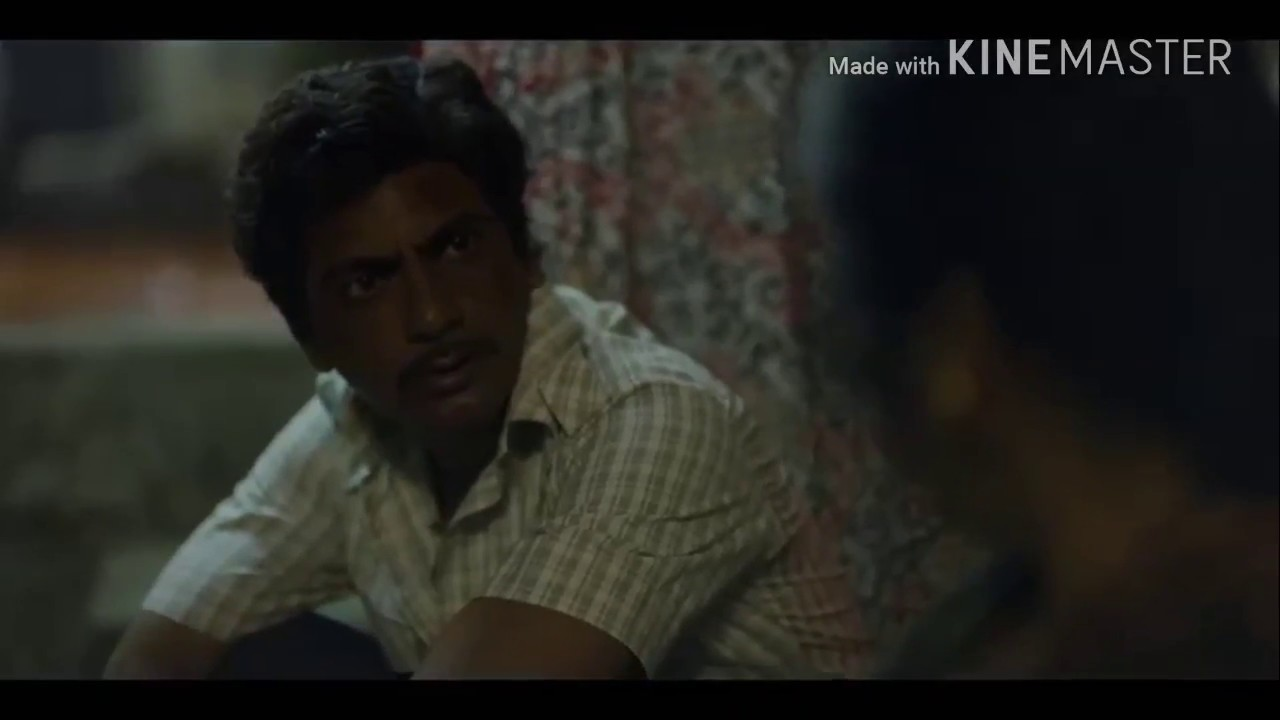 Download Sacred Games( S01 Episode-2) Best dialogues of Nawazuddin Siddiqui !