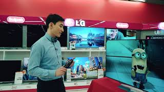 Sulpak_теледидар LG 55EG9A7V OLED TV