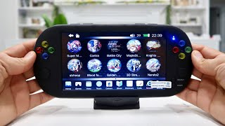 BEST Retro Gaming Device - Portable Handheld Game System