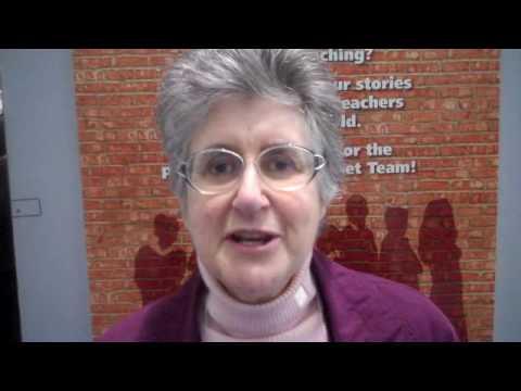 Sybil Marcus, teacher and author of World of Fiction