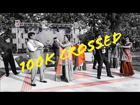 Best Old Parents Couple Dance |Wedding Choreography|Shashank N Indu