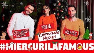 Randi, RINA &amp Edward Sanda - Christmas Medley
