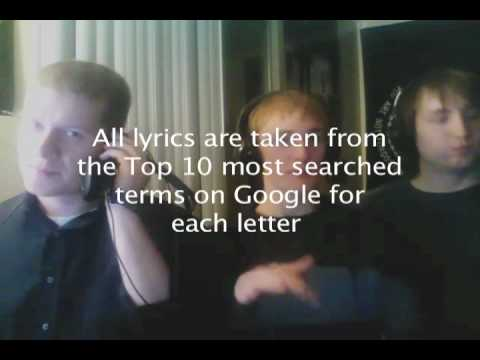 A-Z (Google Autocomplete Song) to the tune of Ke$ha