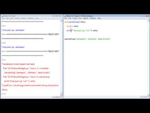 Python Tutorial 42 - Defining Functions with an Unknown Number of Parameters