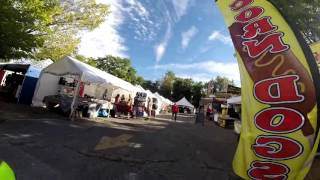Bikes Blues and BBQ 2015