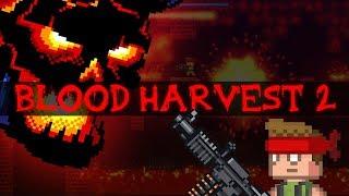 Blood Harvest 2 - Мясной инди экшн от подписчика by Artalasky
