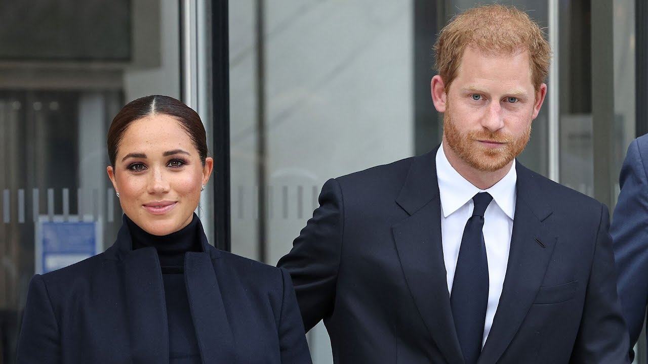 Download Inside Prince Harry and Meghan Markle's NYC Visit