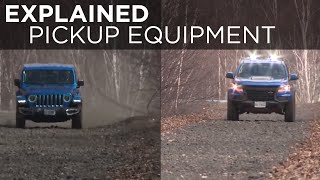 Choosing the right suspension for your new mid-size pickup | Pickup Comparison | Driving.ca