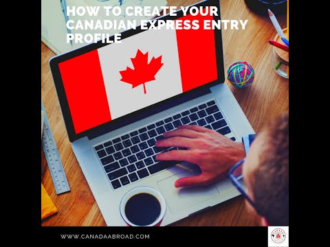How To Create Your GC Key / GC Key Login / Canadian Express Entry Profile Creation