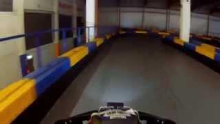 Leon Rudolph- 3.Rennen Pfister-Racing e-Kart-Series