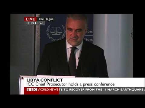 BBC WORLD NEWS - Ocampo