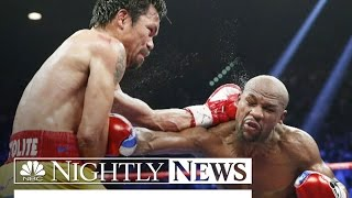 Apps Under Scrutiny After Mayweather-Pacquiao | NBC Nightly News