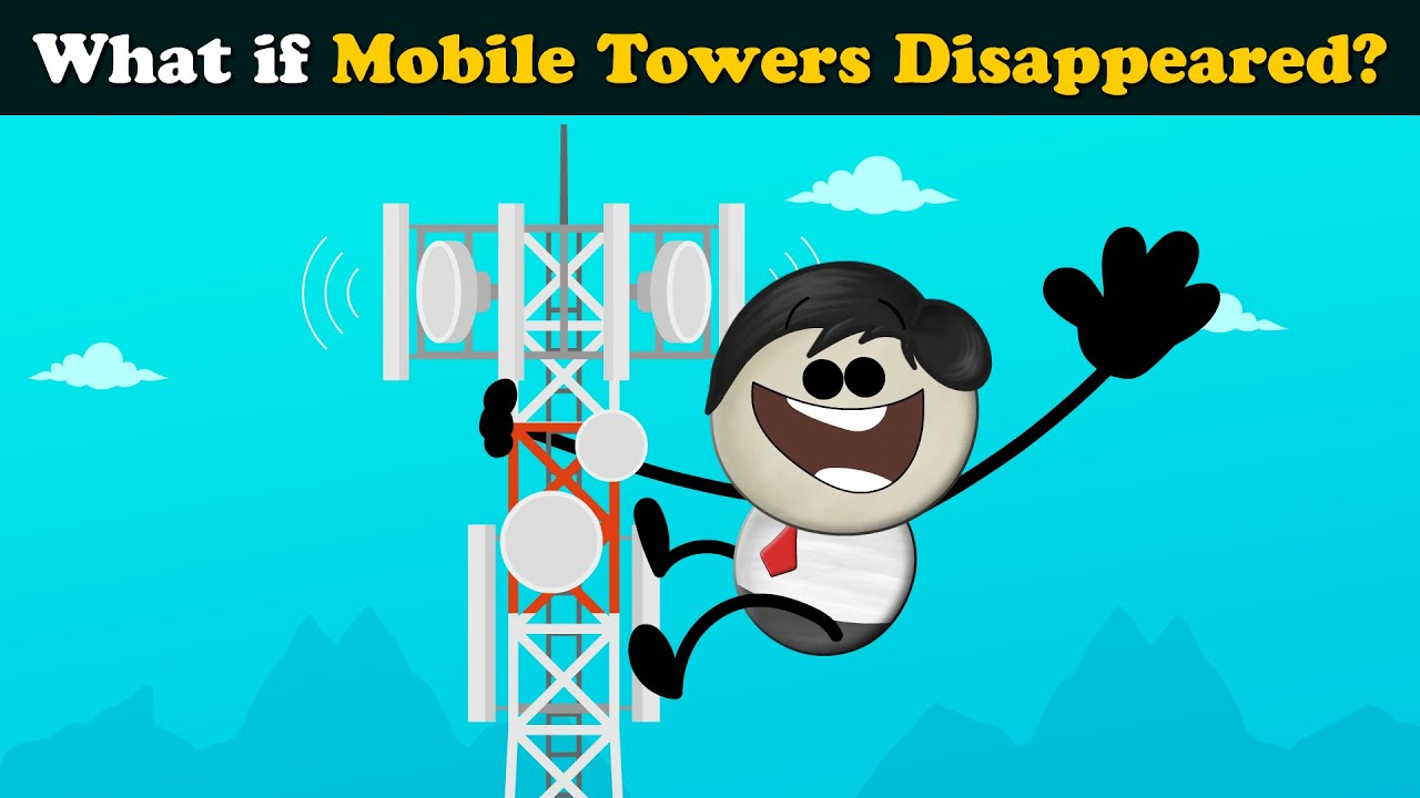 What if Mobile Towers Disappeared? + more videos | #aumsum #kids #whatif #education #children