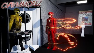 THE FLASH TIME TRĄVEL INTO SPEED FORCE! And Traveling Multiverse (Crisis On Earth One Full Game)