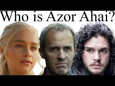 Who is Azor Ahai?