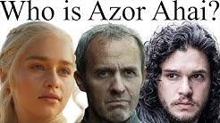 Who is Azor Ahai?