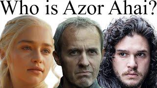 Who is Azor Ahai? [S5/ADWD spoilers]