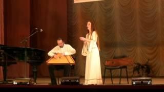 Концерт Марианны Мельвиль - ч.2   / студия бельканто раменское /