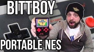 BittBoy - 300 NES Games in your HAND! | RGT 85