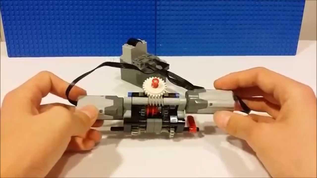 Lego design.