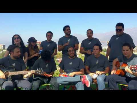 ServiceRocket Chile Jam Session - Hard Day's Night (The Beatles)