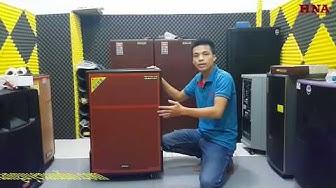 Review Loa Kéo Bose DK-6869 | Bass 5 Tấc - Công Suất 950W Dập Bay Nóc Nhà