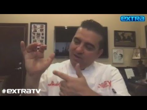 'Cake Boss' Buddy Valastro Gives Update After Hand Was Impaled
