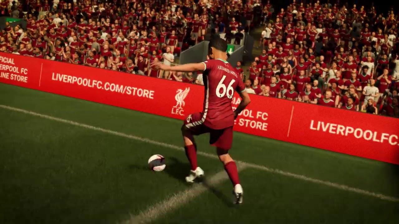 FIFA 21 desarrollo del jugador