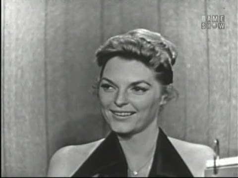What's My Line? - Bennett hosts!  Henry J. Kaiser; Julie London; Ernie Kovacs [panel] (Sep 29, 1957)