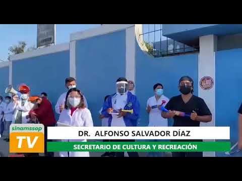 ENTREVISTA AL DR. ALFONSO SALVADOR DÍAZ SECRETARIO DE CULTURA Y ORGANIZACIÓN