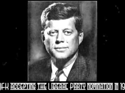 John F. Kennedy - Defining Liberal (Progressive)