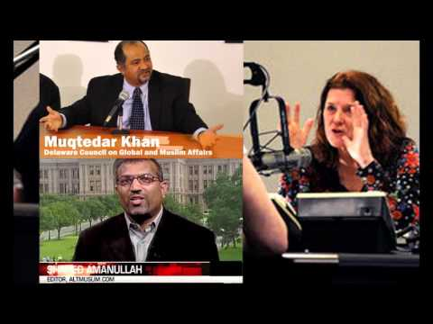 Combating Radicalism | Dr Muqtedar Khan & Shahed Amanullah @ NPR-WHYY Radio Times | Marty Moss-Coane