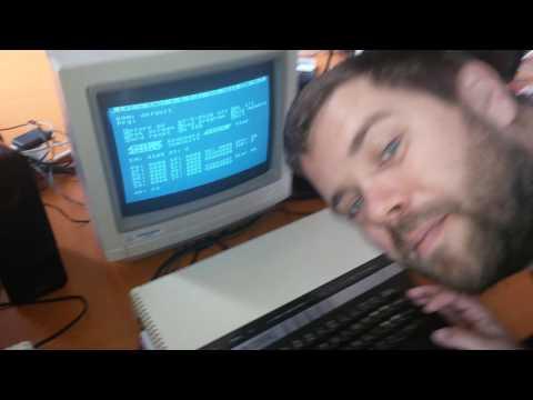 ZX Spectrum emulation on ATARI 8bit XE
