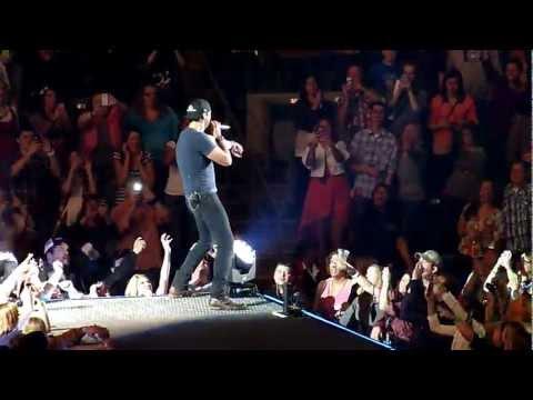 Luke Bryan- All My Friends Say- Fort Wayne, IN 2-21-2013