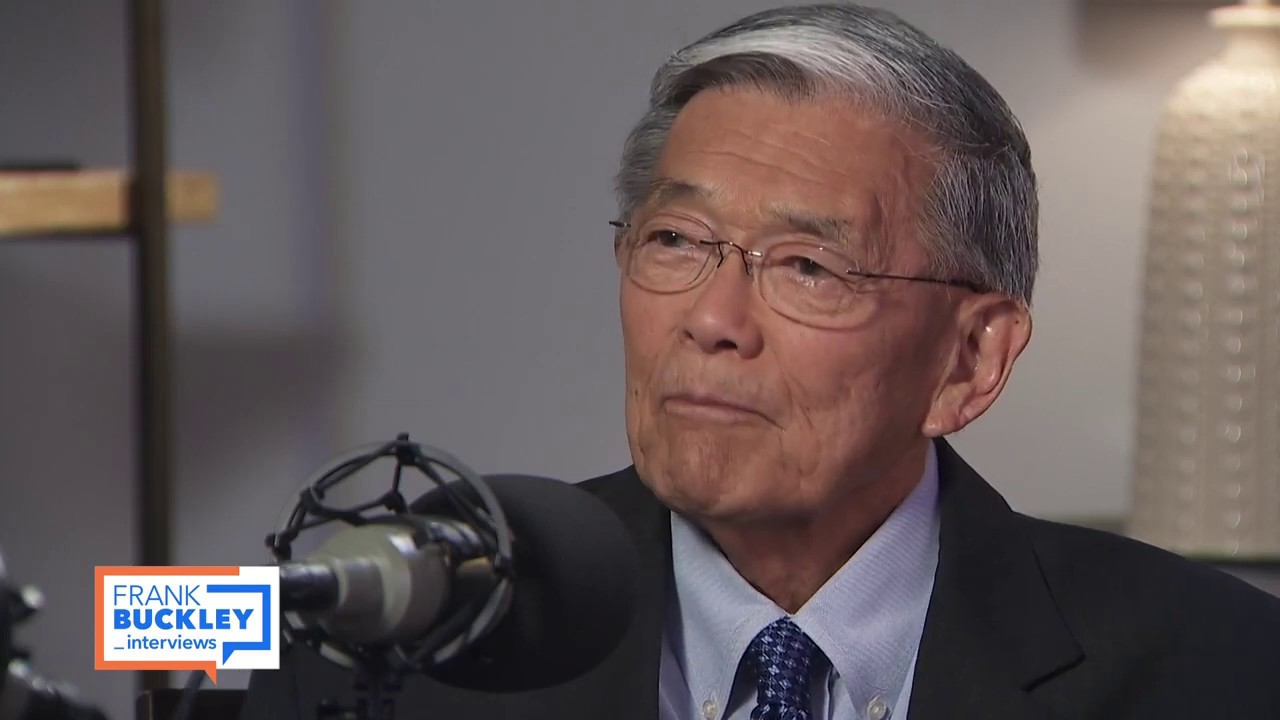 Frank Buckley Interviews: Norman Mineta