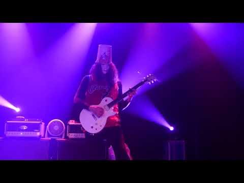 Buckethead - Nottingham Lace (Buffalo, April 2nd, 2018)