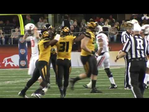 HIGHLIGHTS:  Mizzou defeats OSU 41-31 in the 2014 Cotton Bowl