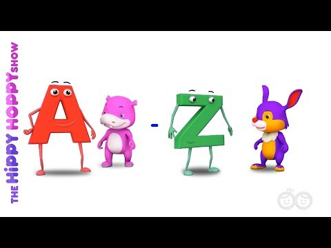 ABC Sound | A to Z Phonic Songs Collection |  Phonics and Phonetics for Children | Hippy Hoppy Show